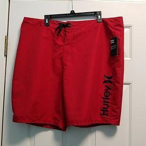 NWT Men's size 40 Hurley board shorts